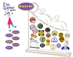 web sketch awards 2