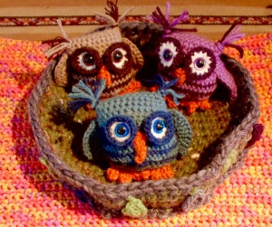 These babies are fledging! Hoping they make a special little girl very happy in their new home...I will miss them...