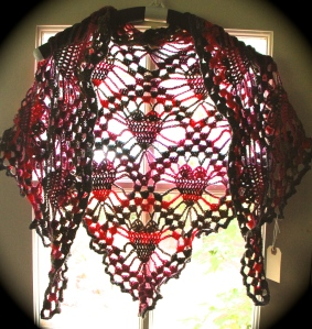 "The ""Love You Forever"" shawl"