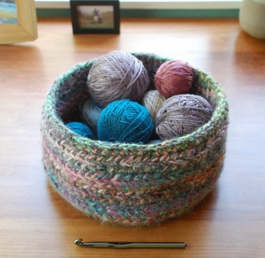 Yarn/Yarn basket