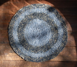 too tight jeans rag rug